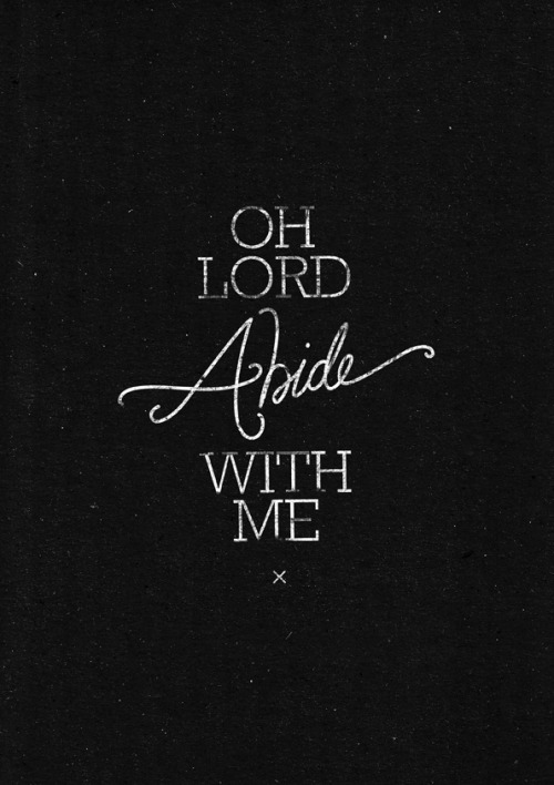 Abide with God at All Times – The Magdalene's Call